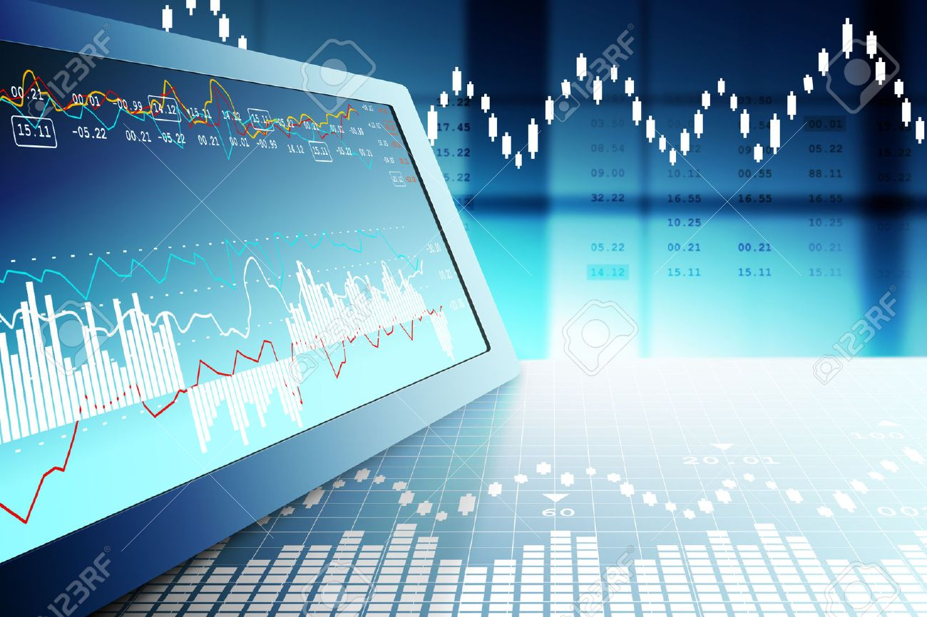 Stock Market Graph Analysis Photo Picture And Royalty Free – Stock Market Analysis Sample