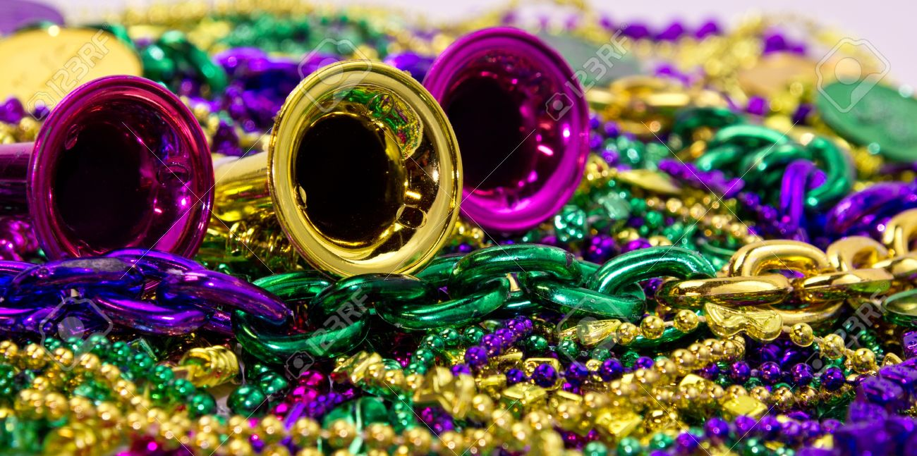 carnival background photo beads mardi mask gras and stock depositphotos