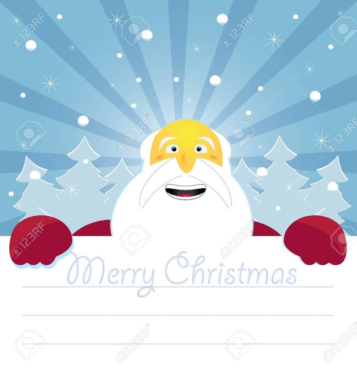 Santa Claus Stock Vector - 10968107