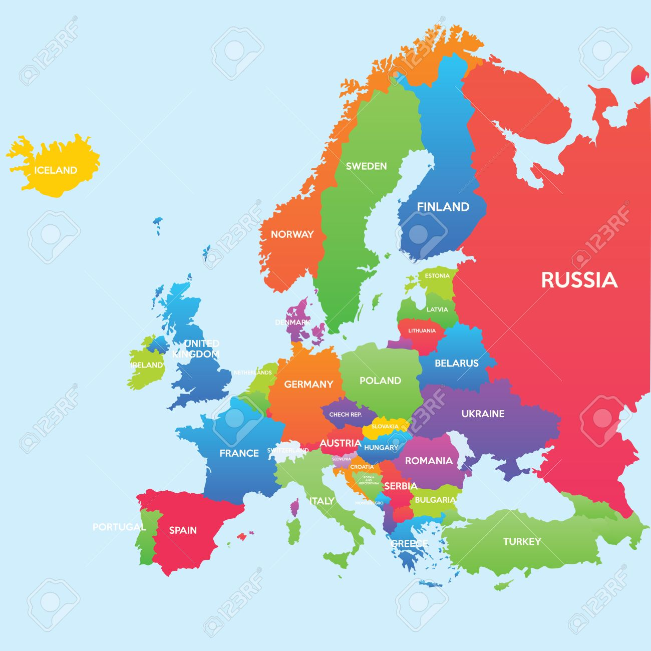 Maps Update 728642 European Countries on World Map Europe Map – Europe Map Countries