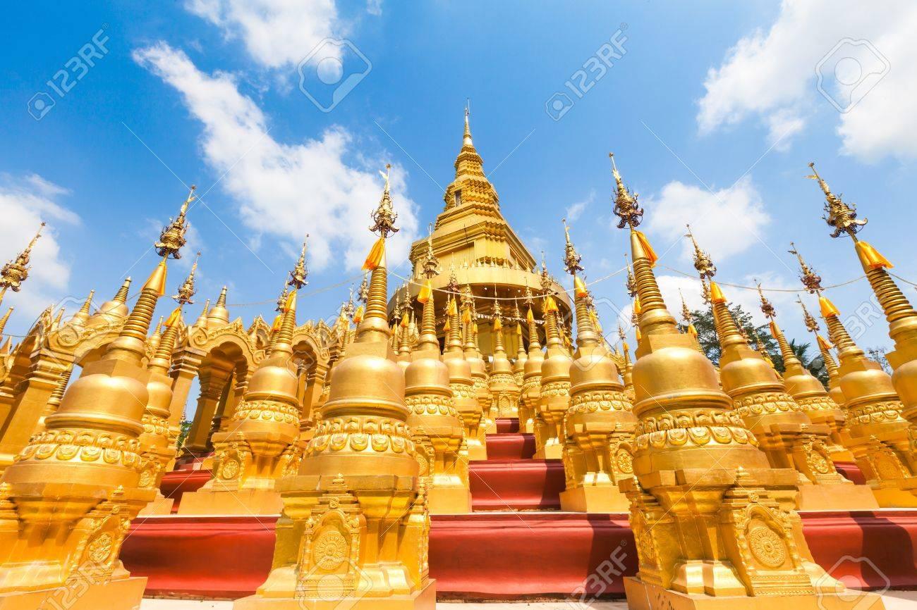 サラブリー県、タイでワット Saw...