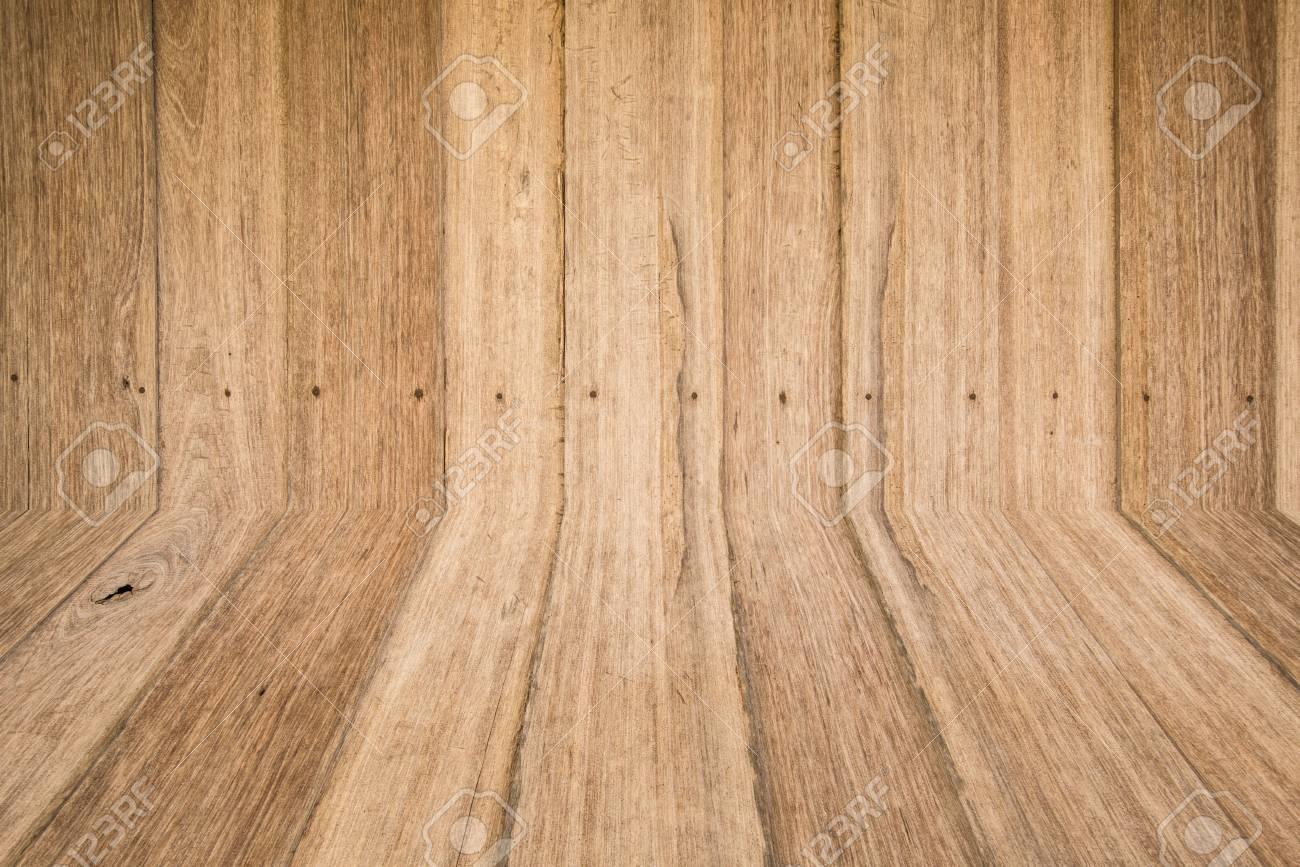黒と白の木製の壁とフローリングの床 木壁紙 の写真素材 画像素材