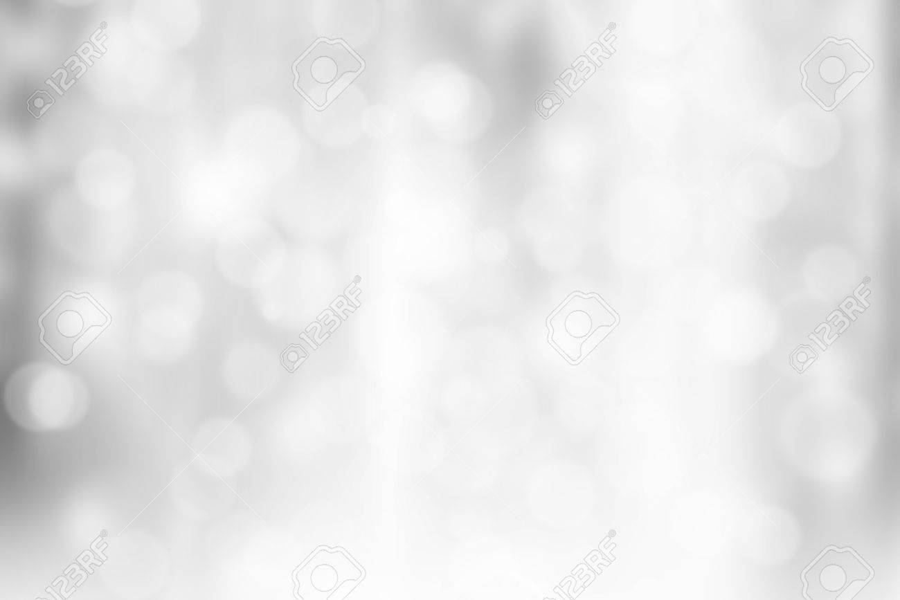 Silver Bokeh Background Silver Blurred Wallpaper Stock Photo Picture And Royalty Free Image Image 56105725