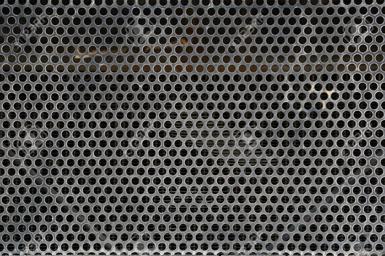 Old Metal Grid Stock Photo - 17852570