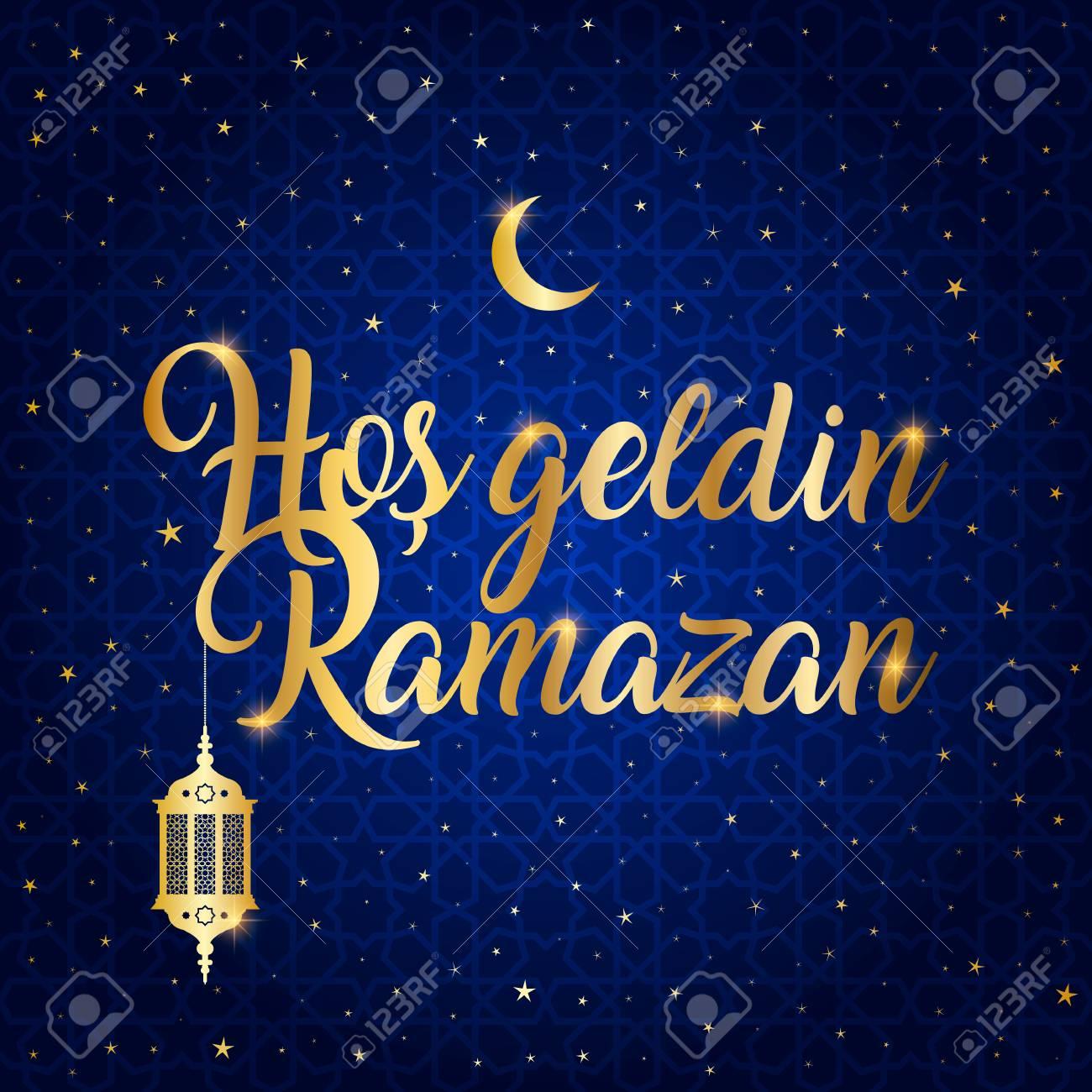 Ramadan ramadan welcome ramadan greeting card turkish hos ramadan ramadan welcome ramadan greeting card turkish hos geldin ramazan stock m4hsunfo