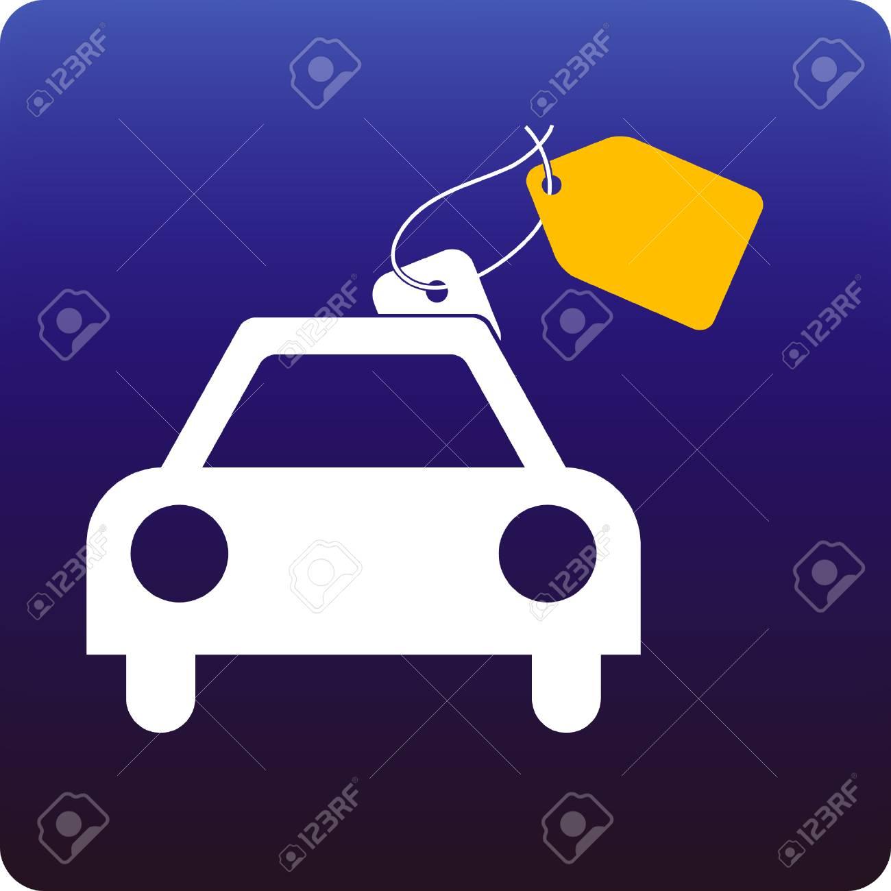 car sales Stock Vector - 2642488