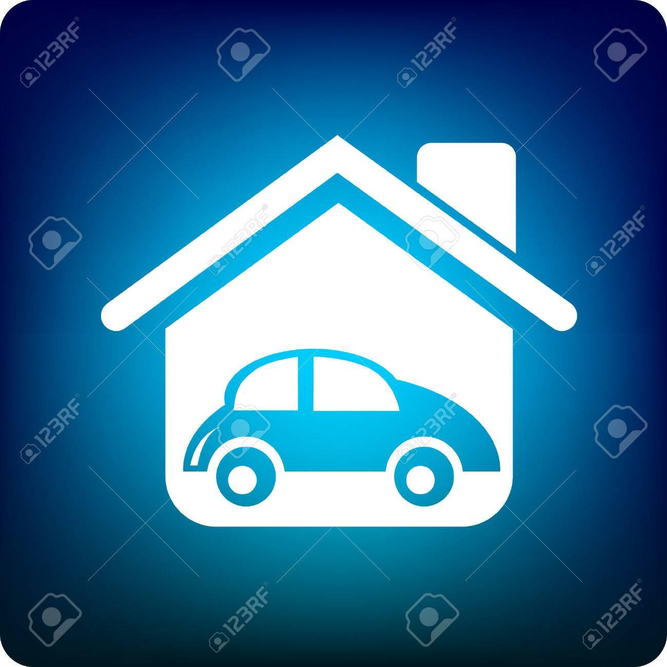 garage Stock Vector - 2736214