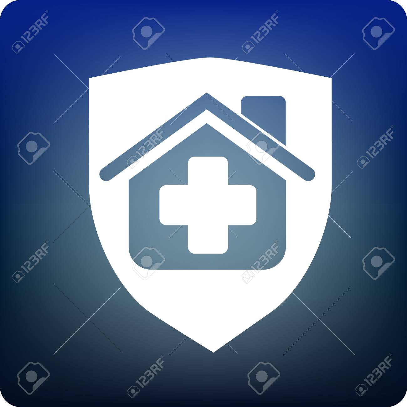 Home protection Stock Vector - 9716848