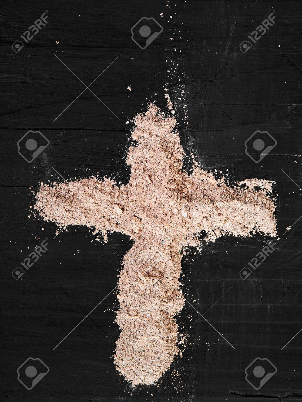 Cross of ashes symbol of ash wednesday stock photo picture and cross of ashes symbol of ash wednesday stock photo 51359050 buycottarizona