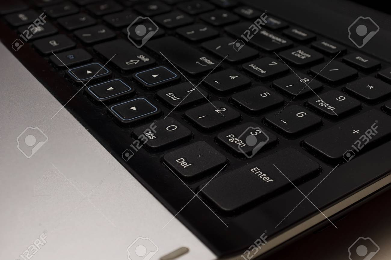 laptop keyboard high resolution image stock photo picture and
