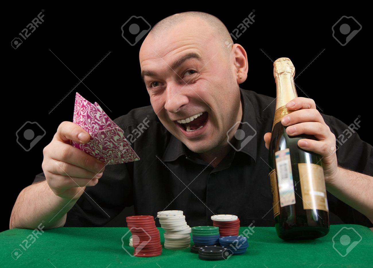 Трахнул крупье на столе в покер 13 фотография