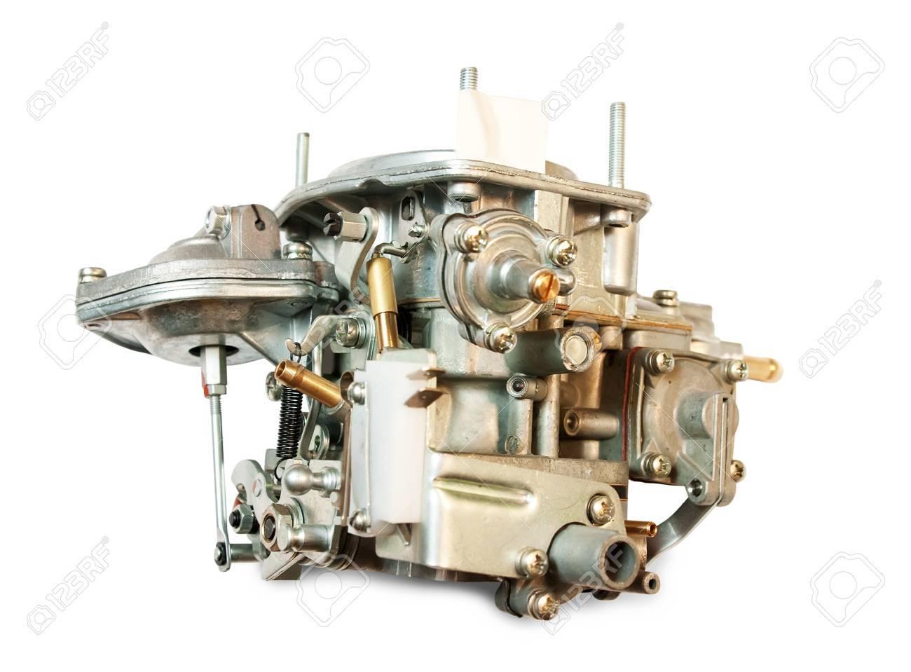 carburetor for automobile. Stock Photo - 7291873