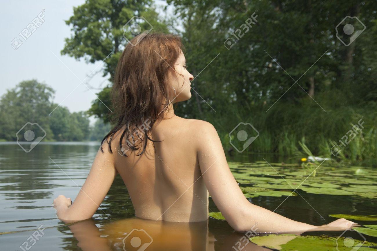 Women removing their bra