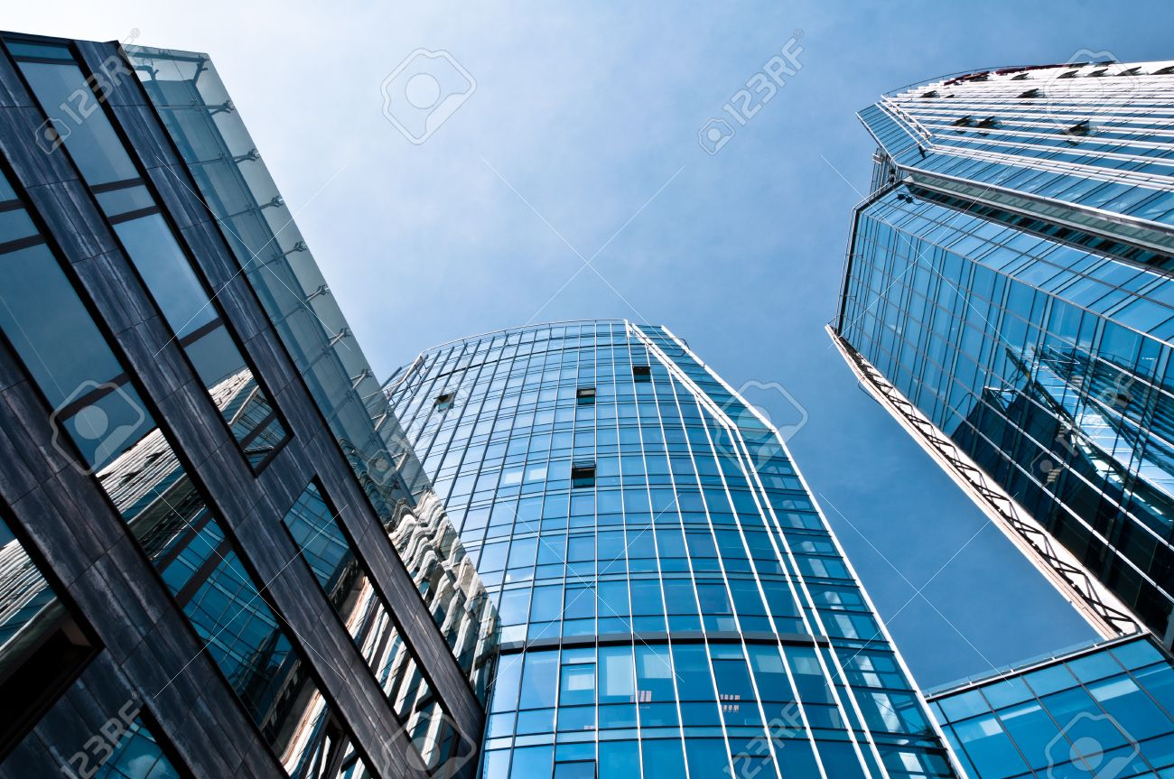 modern architecture buildings. Modern Architecture Corporate Business Buildings Stock Photo - 36061896 O