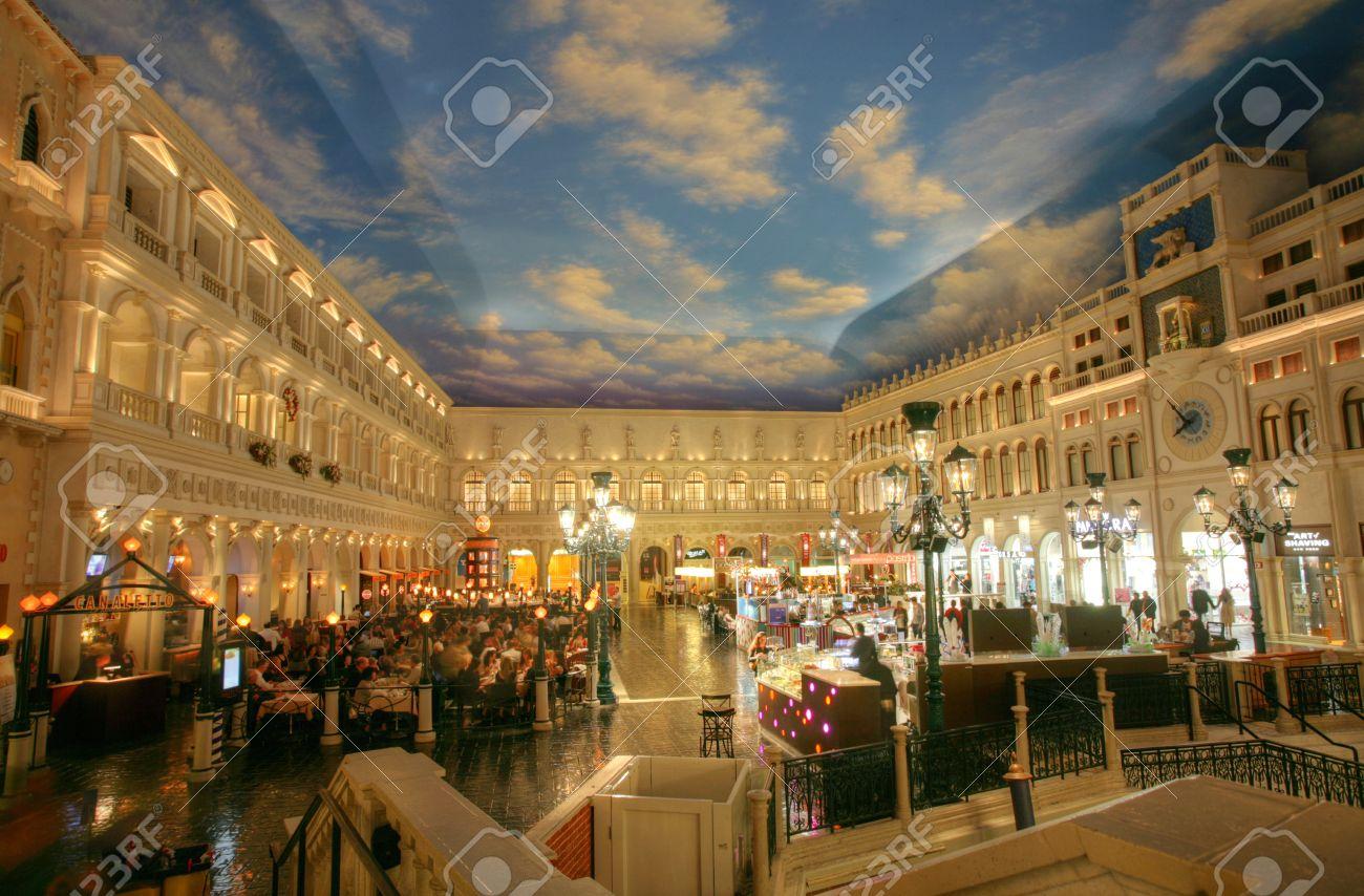 Las Vegas Circa 2014 The Venetian Hotel On Circa 2014 In Las