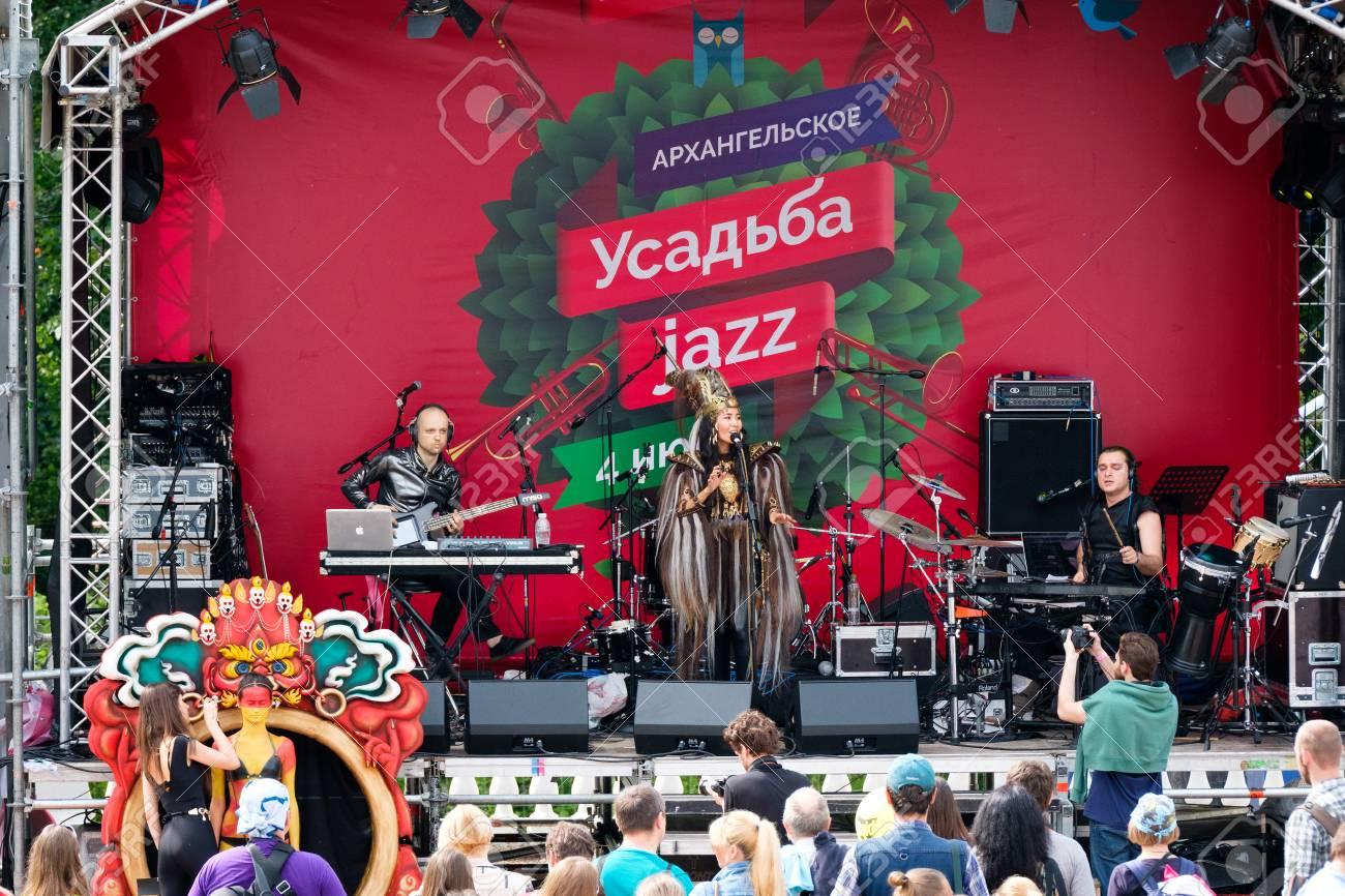 Image result for Usadba Jazz Festival russia