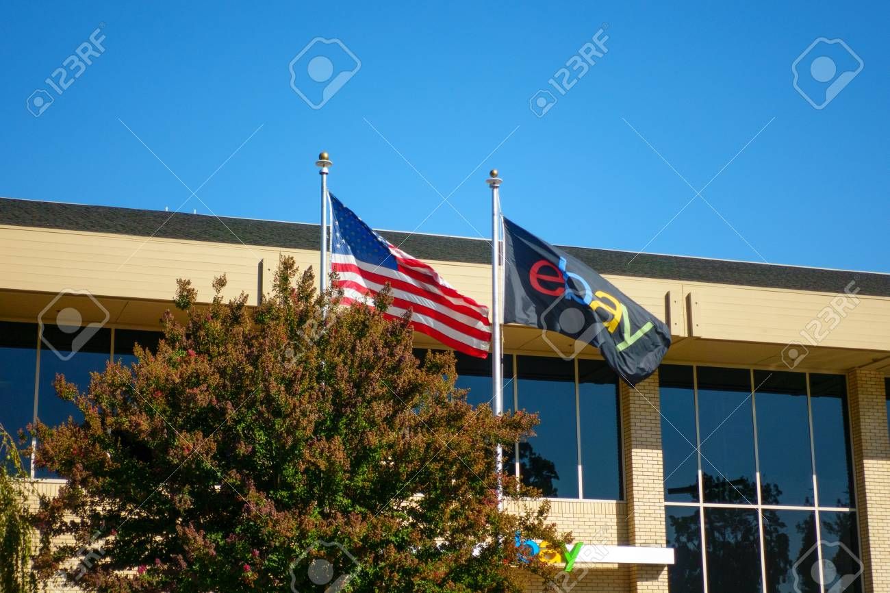 San Jose Usa September 10 2018 Ebay Company Headquarters Stock Photo Picture And Royalty Free Image Image 127739150
