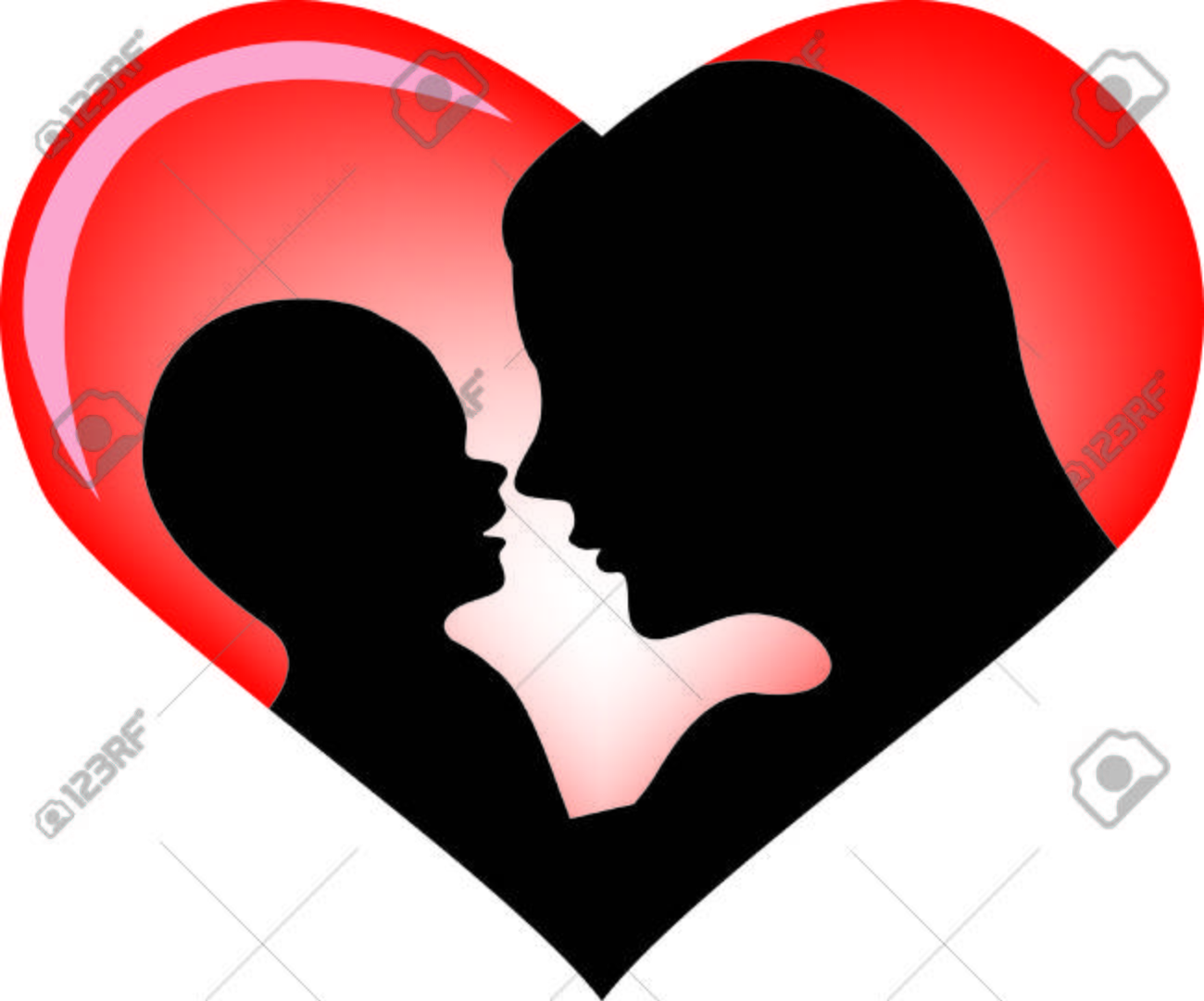 Mother and baby Stock Vector - 8801193