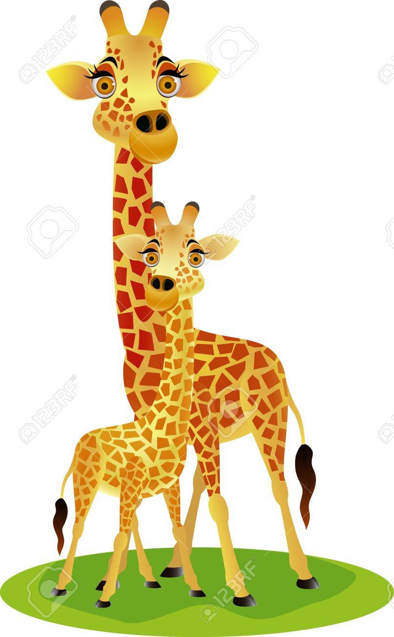 27 392 giraffe stock vector illustration and royalty free giraffe rh 123rf com Gorilla Clip Art Tiger Clip Art