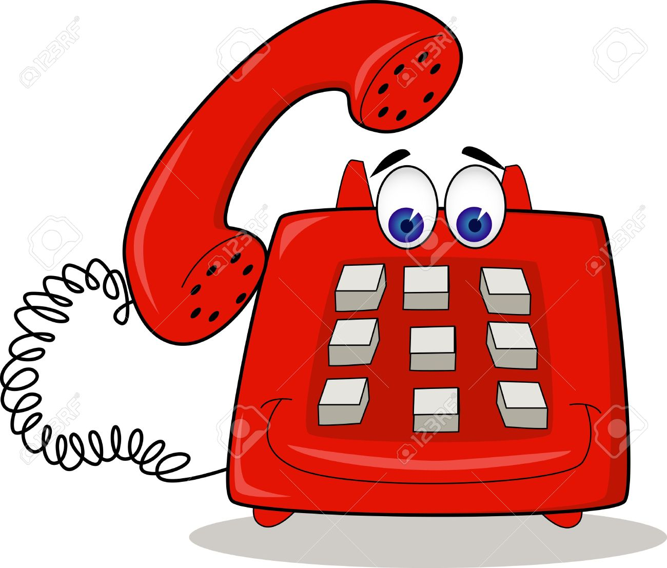 Image result for telephone pictures cartoon
