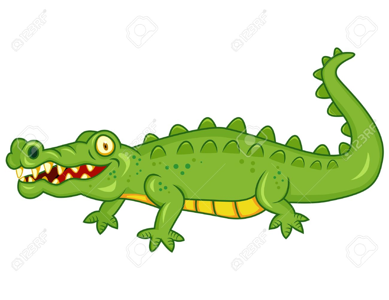 alligator cartoon stock photos u0026 pictures royalty free alligator