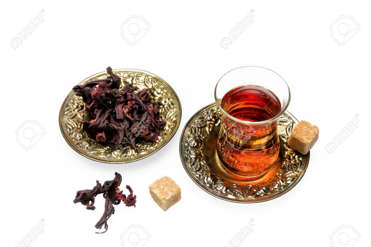 Fragrant and tasty tea from dried hibiscus flowers stock photo fragrant and tasty tea from dried hibiscus flowers stock photo 22889380 izmirmasajfo