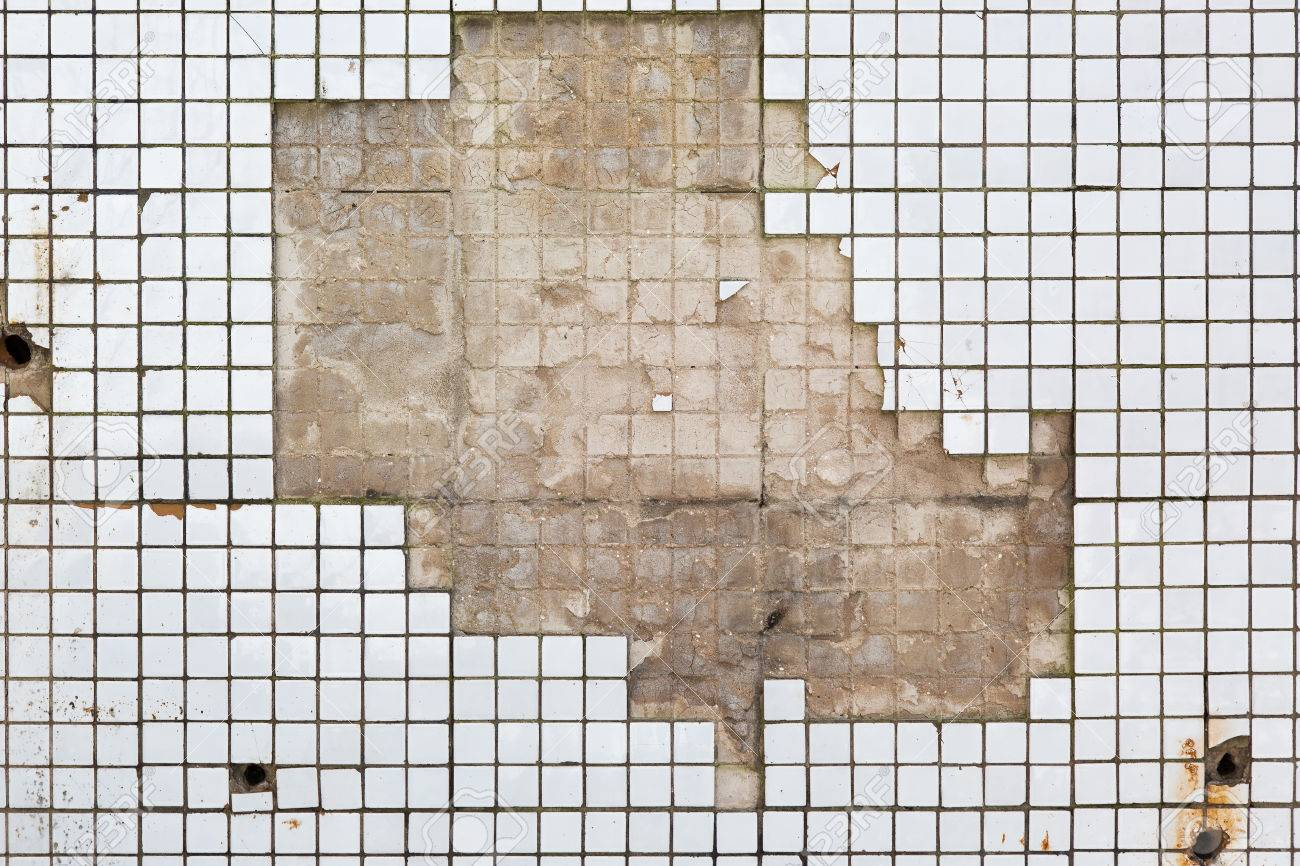 Bathroom Wall Tiles Texture Of Old Demolished House Stock Photo Picture And Royalty Free Image Image 54414215
