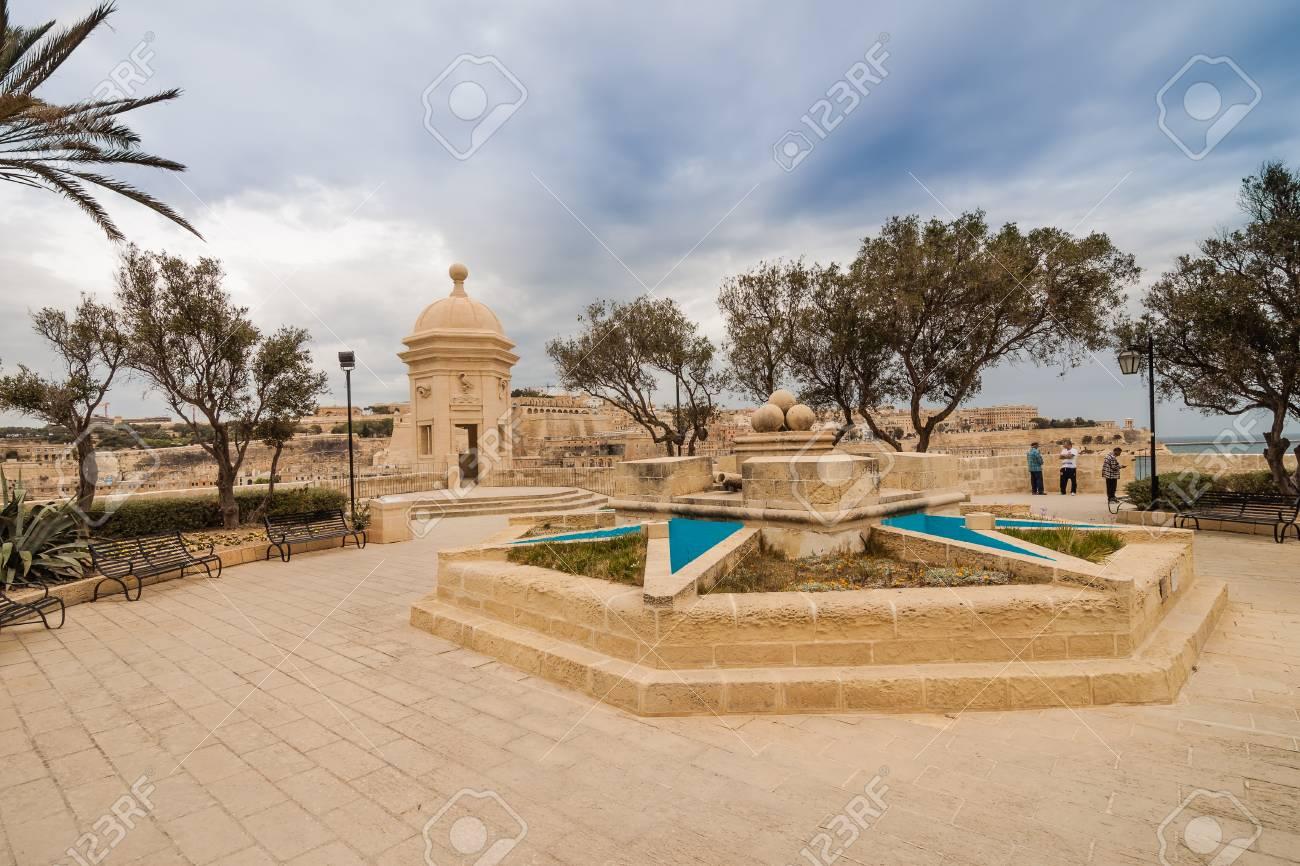 マルタ島 - Senglea Senglea の...