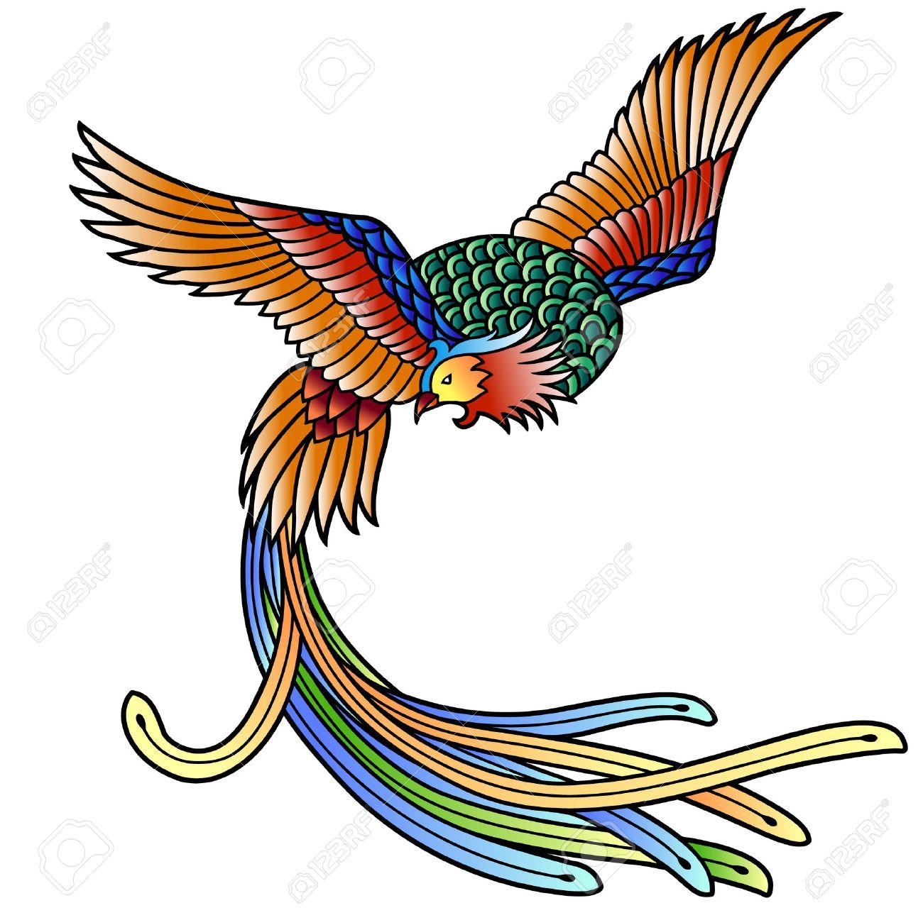 Chinese phoenix - 25196943