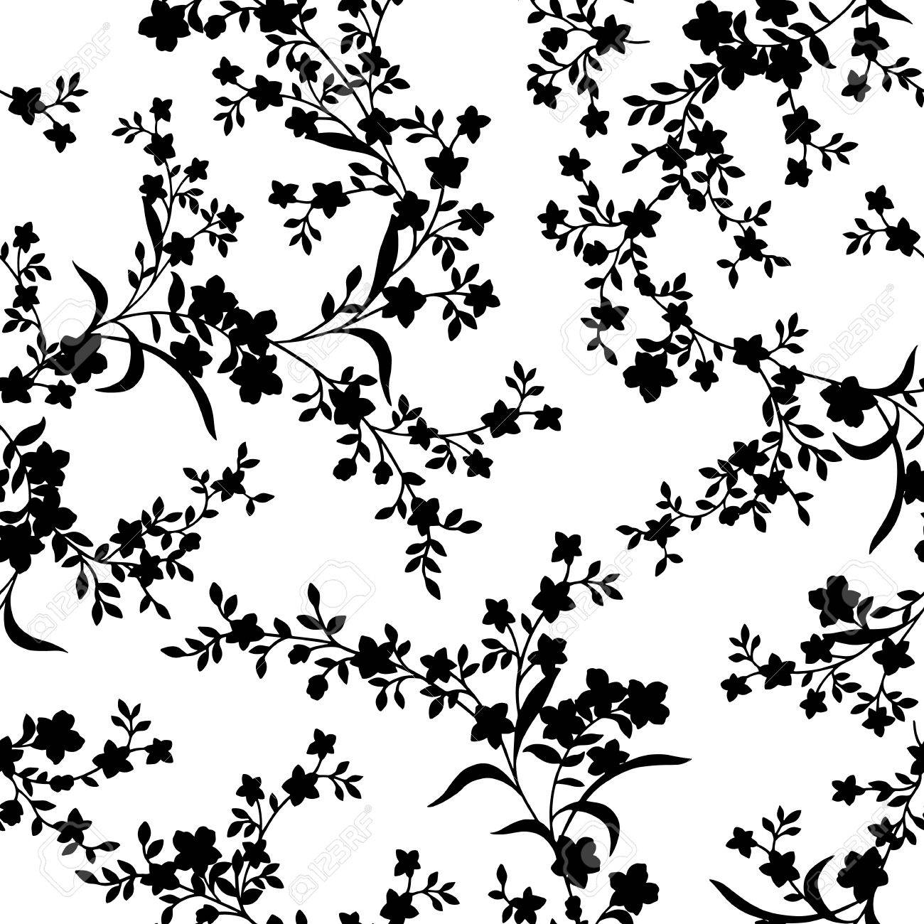 flower pattern - 40853723