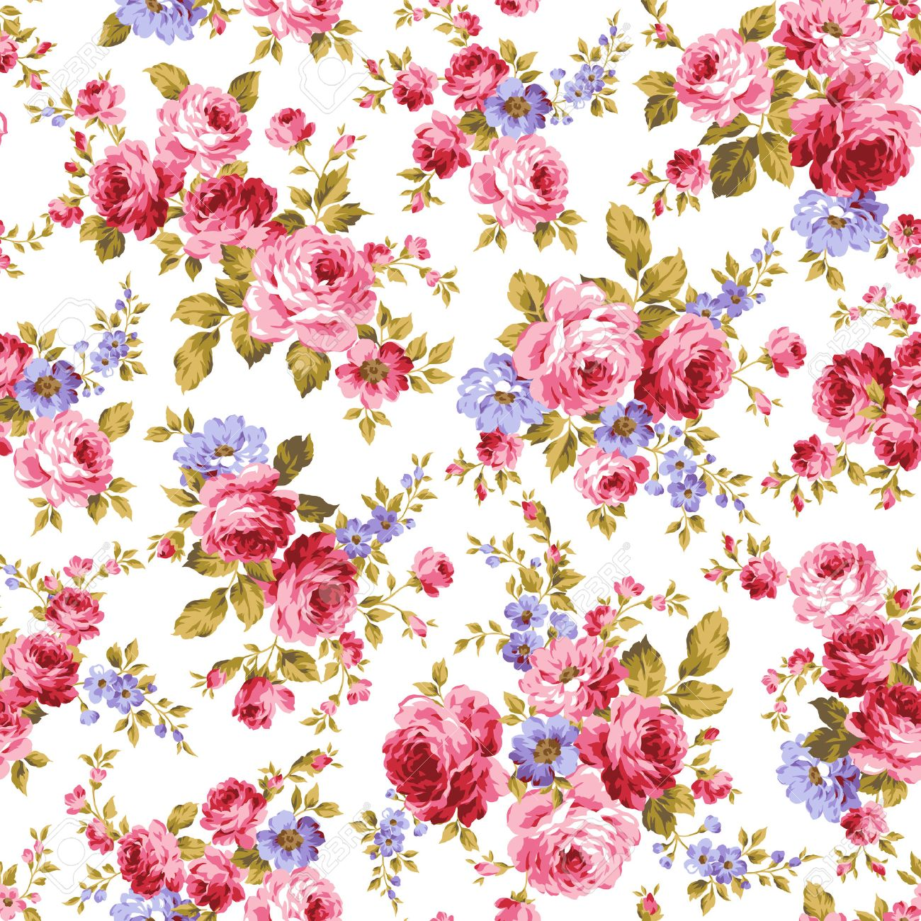 rose flower pattern, royalty free cliparts, vectors, and stock