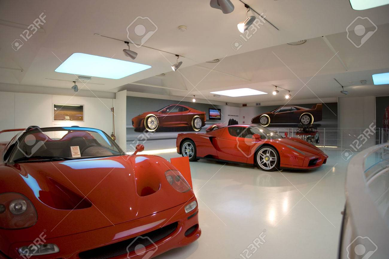Car Showroom And Old Automobile Buy And Sale Stock Photo, Picture ...