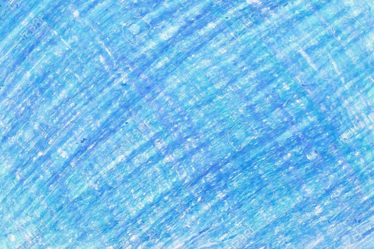 クレヨン落書き背景 の写真素材 画像素材 Image