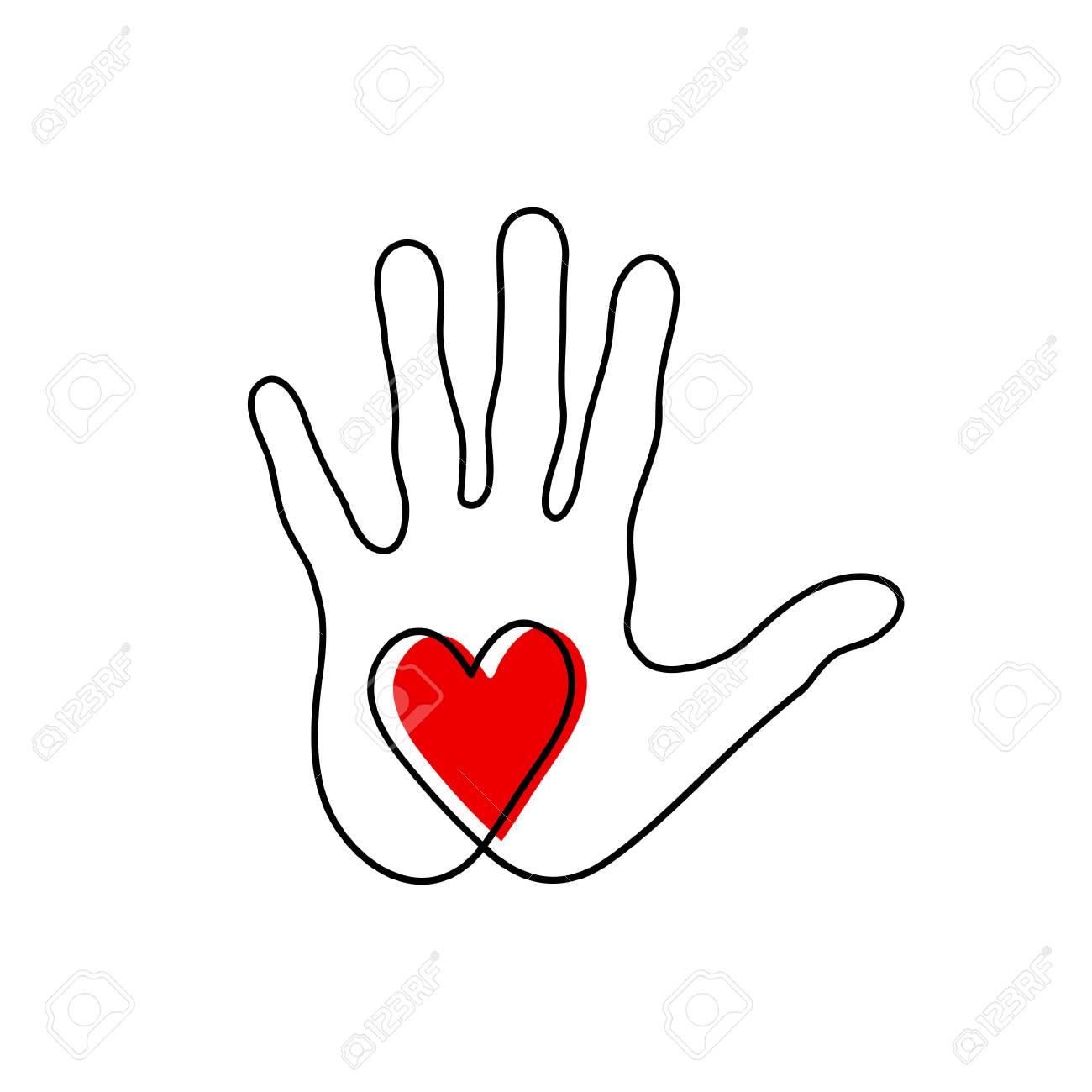 Random Acts Drawings Kindness Clipart Heart Wwwtollebildcom