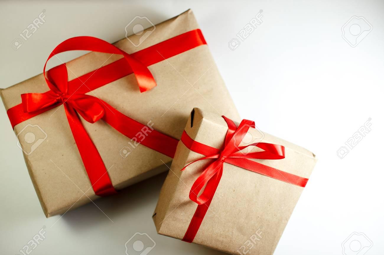 Scatole Per Regali Di Natale.Immagini Stock Presenti Di Scatola Di Regali Di Natale Di Classe