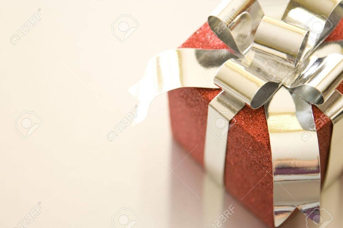 Schöne Weihnachtsgeschenke.Stock Photo