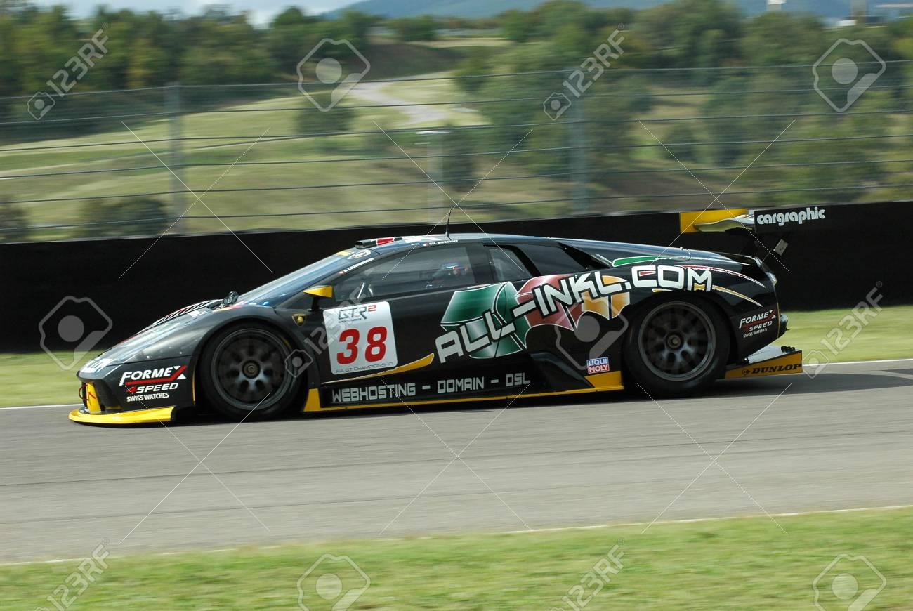 15 September 2006 38 Lamborghini Murcielago All Inkl Com Racing