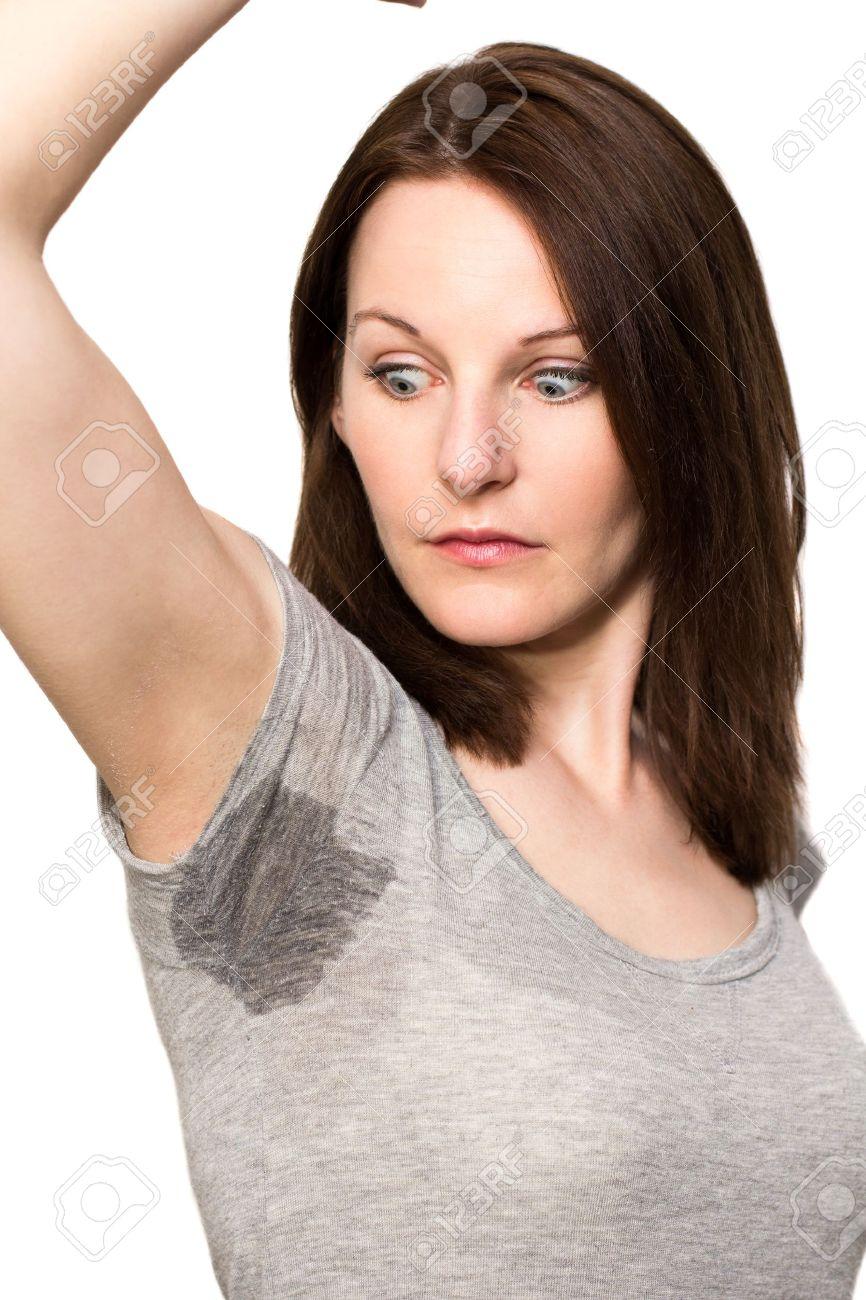 transpiration femme