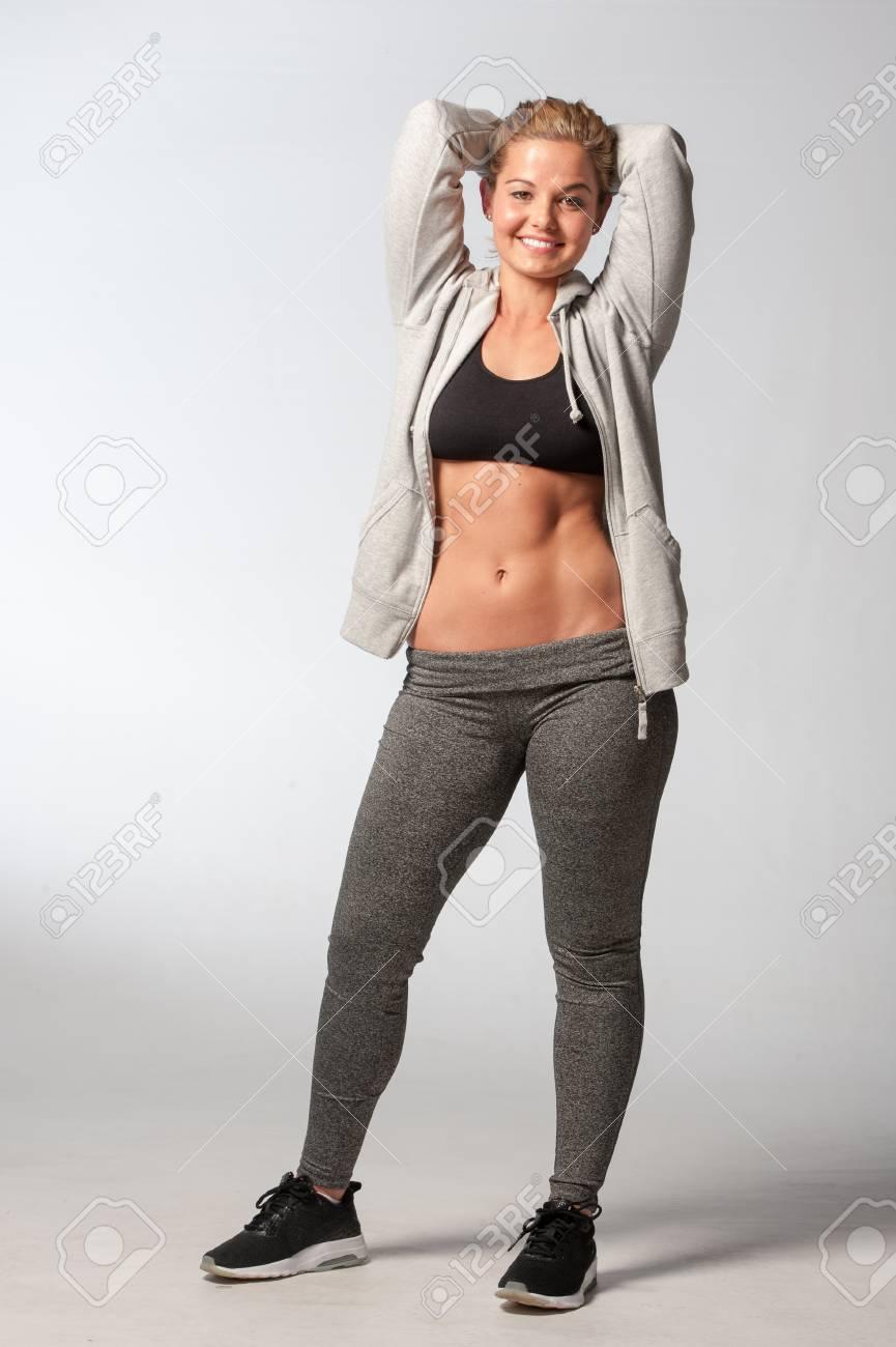 Mujer Ropa La En De Imagen Modelo Aptitud Deportiva hdsBrCtQx