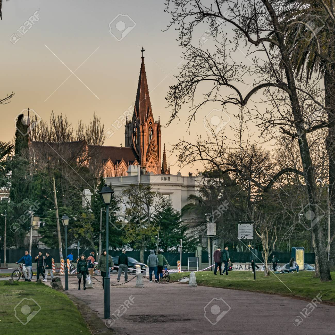 Montevideo on a cool winter evening in June (Uruguay) 94