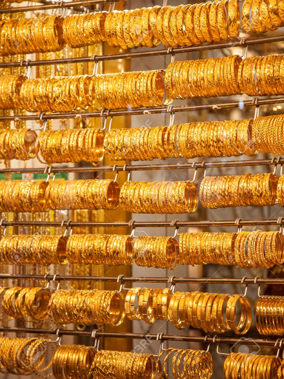 gold jewellery stock picture arab dubai united getty deira images souk and photos at emirates pictures