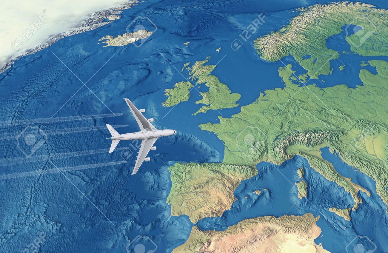 Vuelos a Europa