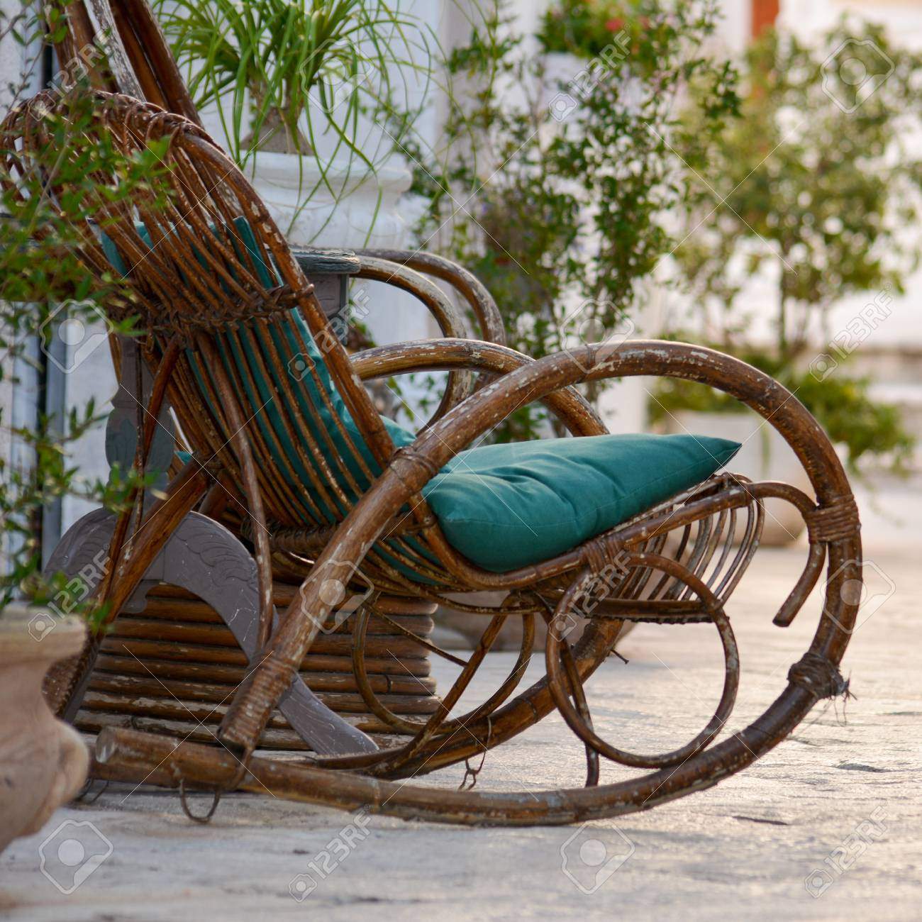 make color wicker with a rocking chair vintage nytexas how green to