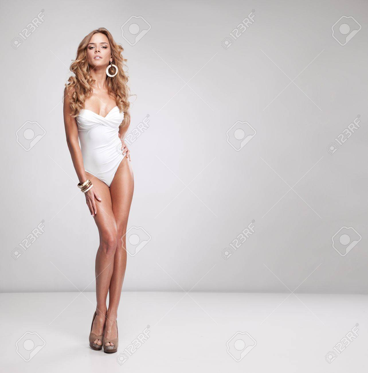 Sexy woman in swimsuit Stock Photo - 13838263