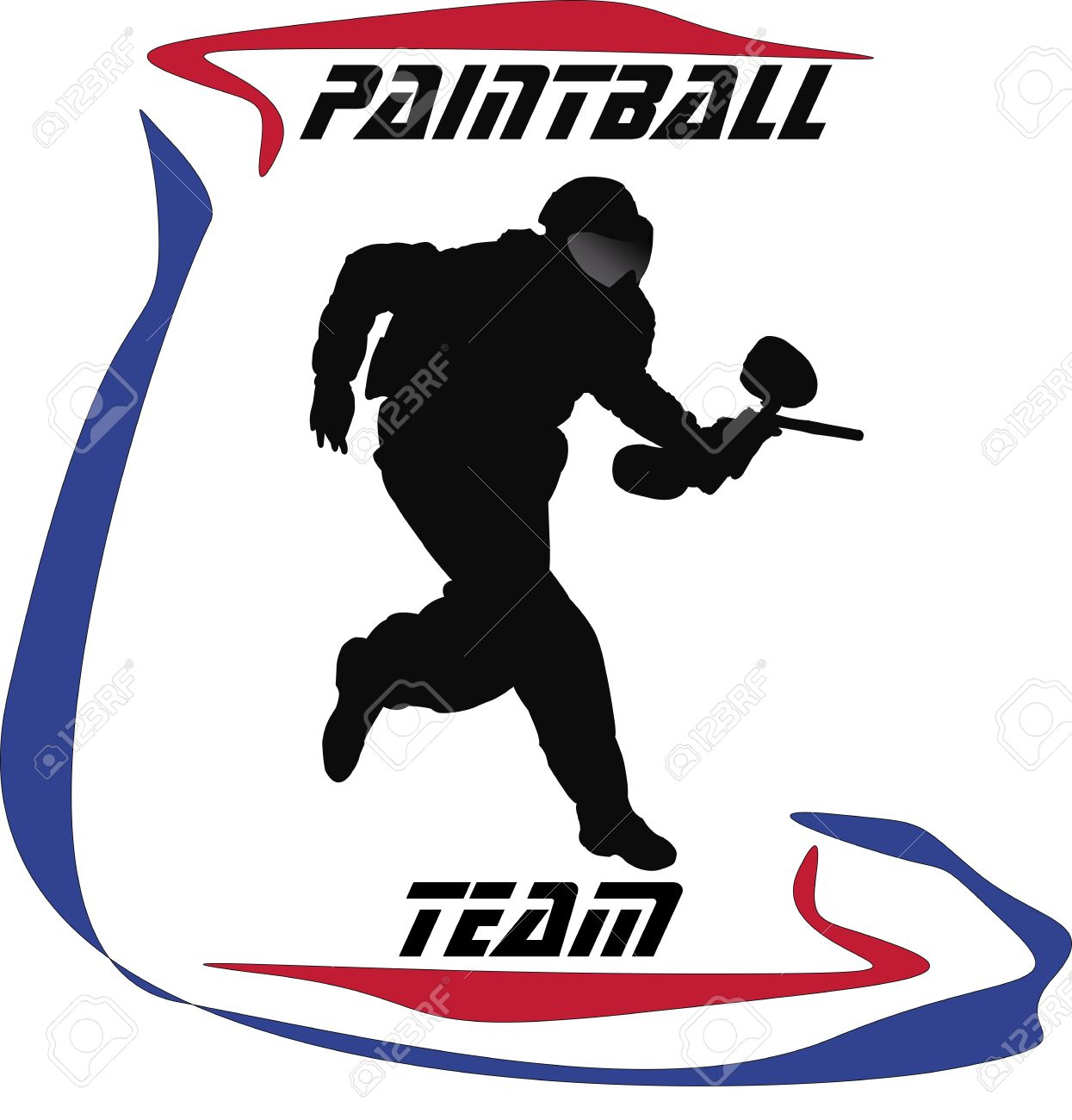paintball logo royalty free cliparts vectors and stock rh 123rf com paintball google paintball google images