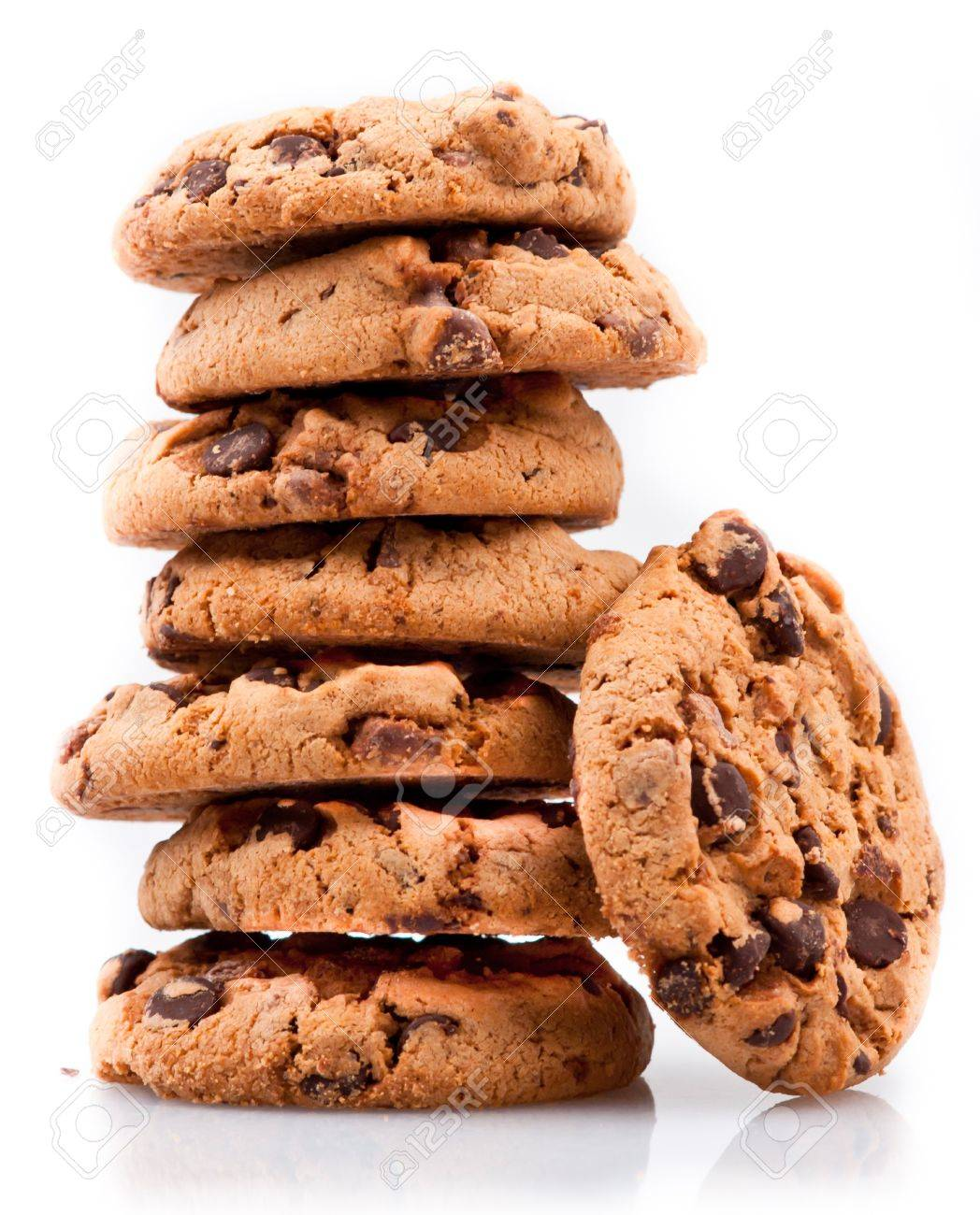 Cookie Tower Stock Photo - 12150447