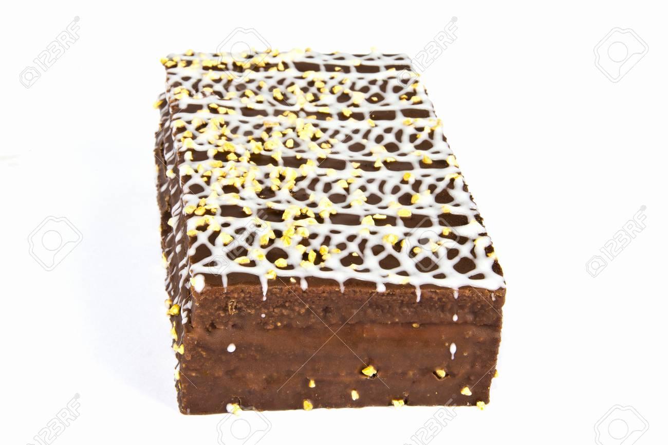 nuts cake Stock Photo - 19141353