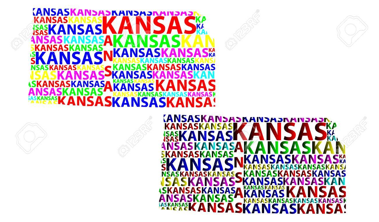 Sketch Kansas (United States of America) letter text map, Kansas.. on county map kansas, kansas city map kansas, oregon trail map kansas, missouri map kansas, iowa kansas, ogallala aquifer map kansas, detailed map kansas, location of kansas, amtrak map kansas, earth map kansas, texas map kansas, map of kansas, world map kansas, fracking map kansas, all towns in kansas, nebraska map kansas, us map wichita kansas, states that border kansas, meridian map kansas, us state map kansas,