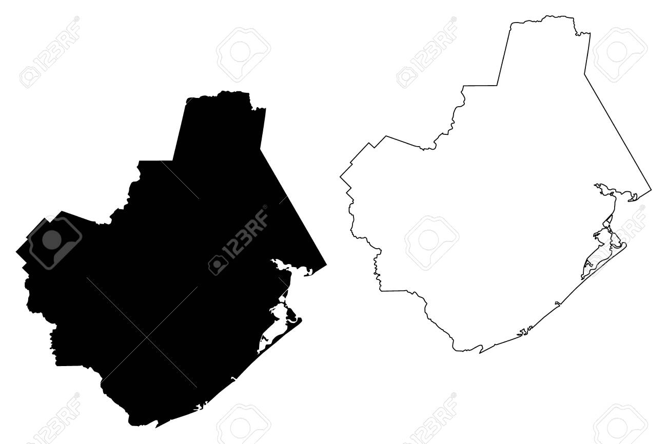 Map Of The Counties Of Texas.Brazoria County Texas Counties In Texas United States Of America Usa