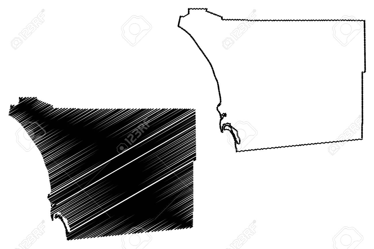 San Diego County, California (Counties in California, United..